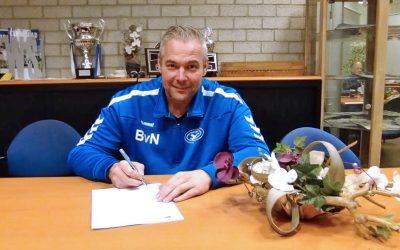 Bertho van Neerbos verlengt zijn contract