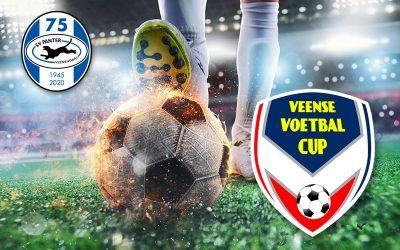 Veense Voetbal Cup poule-indeling is bekend