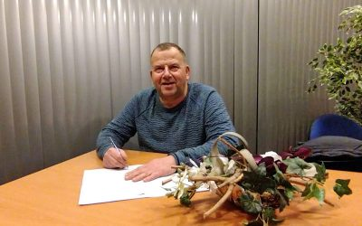 Drietal verlengen contract bij  SV Panter