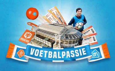 Spaar mee voor SV Panter met Voetbalpassie!
