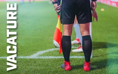 Vacature – Grensrechter 1e elftal